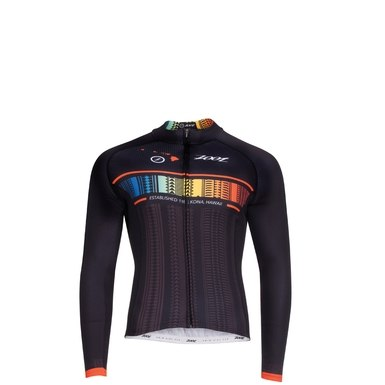 59bfb86cc ZOOT Ali`i Thermo LS Cycle Jersey Men 2016